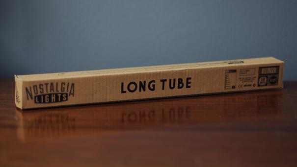 Nostalgia Lights Large Tube light bulb - 300mm. 40w. 300hrs image 3
