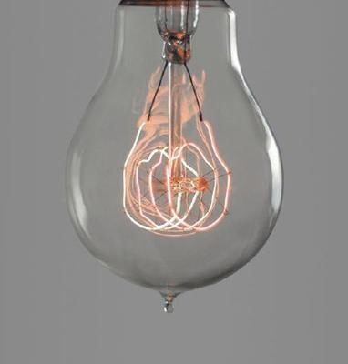 Nostalgia Lights Classic Quad light bulb - 60mm. 40w. 300hrs image 2