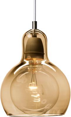 Sofie Refer Gold Mega Bulb Light With White Flex image 2