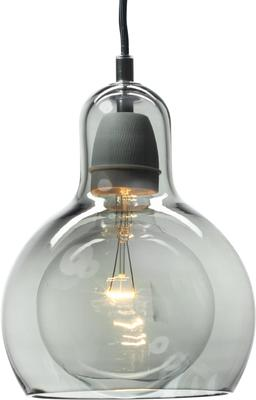 Sofie Refer Silver Mega Bulb Light With Grey Flex image 2