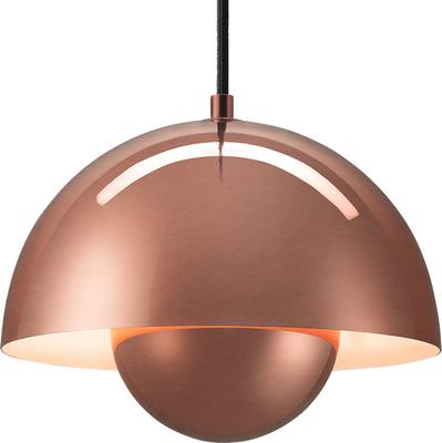 Panton Flowerpot Pendant Light Copper image 2
