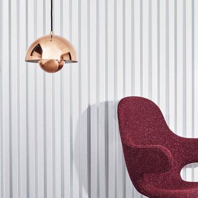 Panton Flowerpot Pendant Light Copper image 3