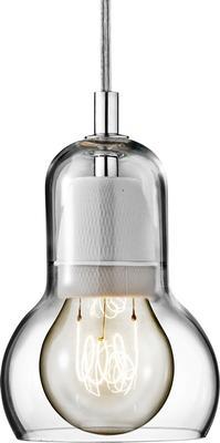 Bulb Pendant with Clear Flex