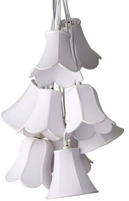 Bloomingville White Pendant Lamp image 2