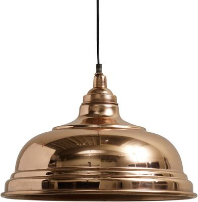 Bell-Shaped Hanging Lamp image 2