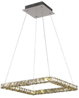 Square Sparkle Pendant Lamp image 2