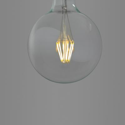 Nostalgia Lights Super Globe LED. Clear