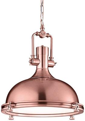 Boston Industrial Pendant Lamp - Copper