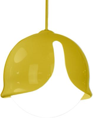 Innermost Snowdrop Pendant Light - Yellow