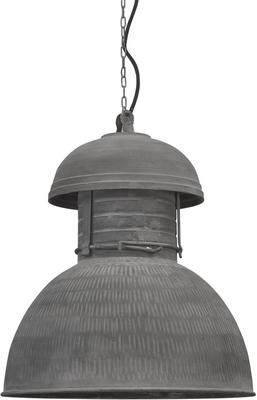Domed Warehouse Lamp Industrial Painted Metal image 8