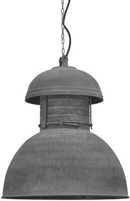 Domed Warehouse Lamp Industrial Painted Metal image 2