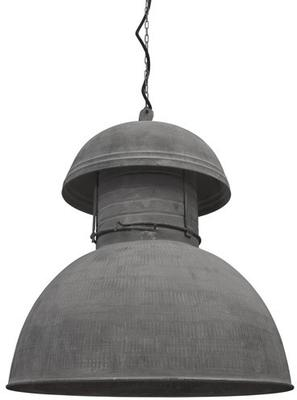 Domed Warehouse Lamp Industrial Painted Metal image 11