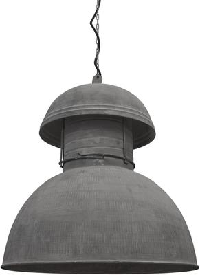 Domed Warehouse Lamp Industrial Painted Metal image 5