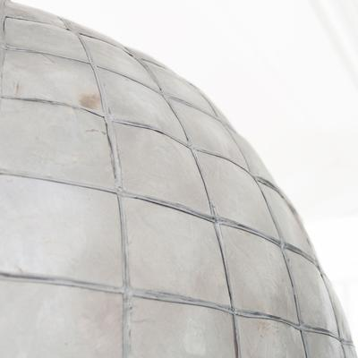 Shell Globe Hanging Lamp Mother-of-Pearl image 4