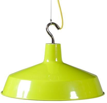 Factory Metal Painted Pendant Lamp Industrial Style image 2