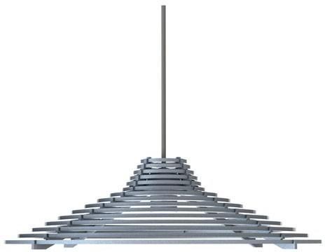 Graypants Echo Aluminium Pendant Lamp image 2