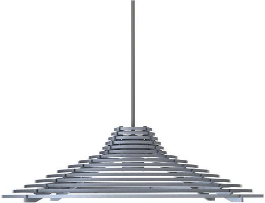 Graypants Echo Aluminium Pendant Lamp image 3