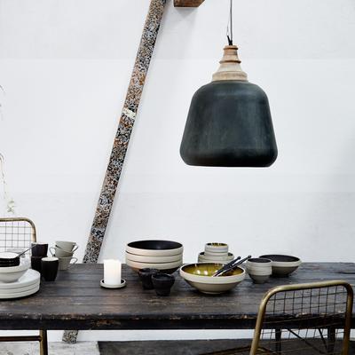Nordic Quirky Metal Pendant Lamp image 3