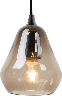 Innermost Core Glass Pendant Light Smokey Small