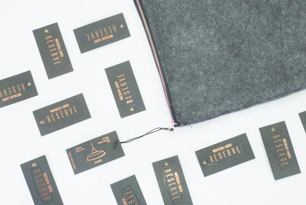 NL Reserve Pendant Shade SET - Matte Black image 6