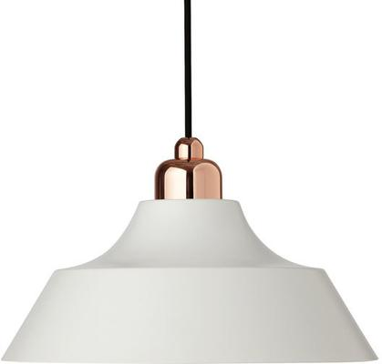 Momentum Pendant Light - White