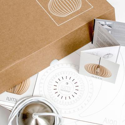 IUMI Nefi Pendant Light - White image 4