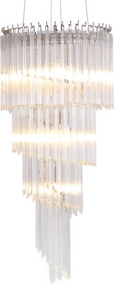 Multi-tier Crystal Large Chandelier