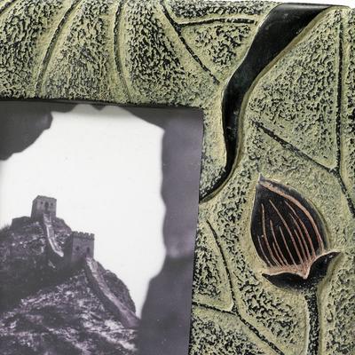 Stone Lotus Photo Frame image 2
