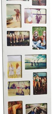 Flat Face 16 Multi Photo Frame image 2