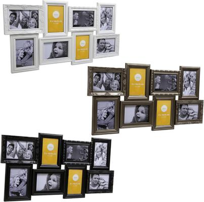 Black Magic 8 Multi Photo Frame image 2