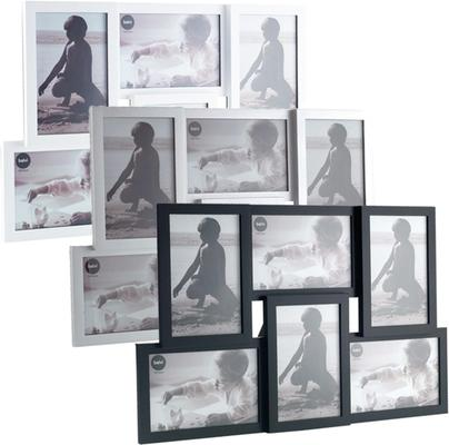 Isernia 6 Multi Photo Frame - White image 2