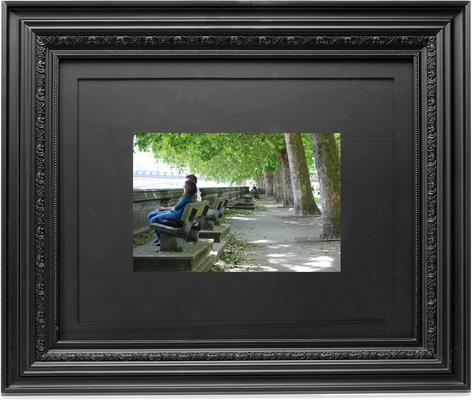 Art Gallery Frame - Black