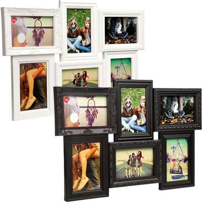 Magic 6 Multi Photo Frame (White) image 2