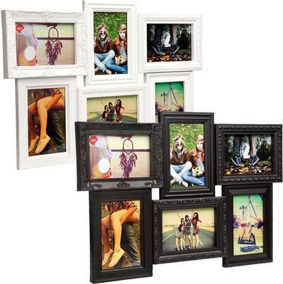 Magic 6 Multi Photo Frame (White) image 2