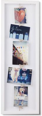 Umbra Clothesline Flip Photo Display image 2