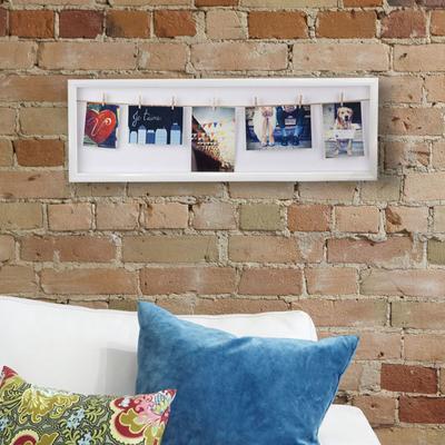 Umbra Clothesline Flip Photo Display image 3