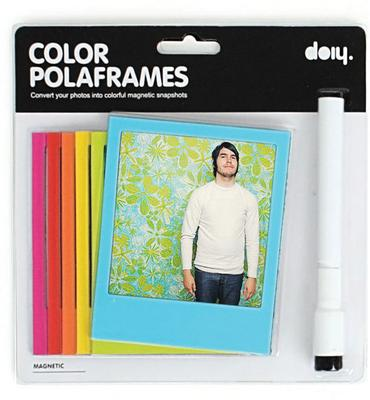 Pola Magnetic Photo Frames Multicolour 6 Pack image 4