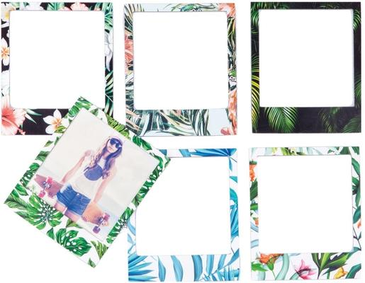 Polaprints Magnetic Photo Frames - Tropical
