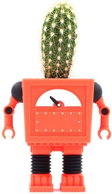 Planter Bot - Red image 3