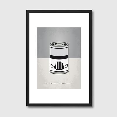 My Star Warhols Stormtrooper Framed Print