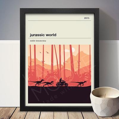 Jurassic World Print