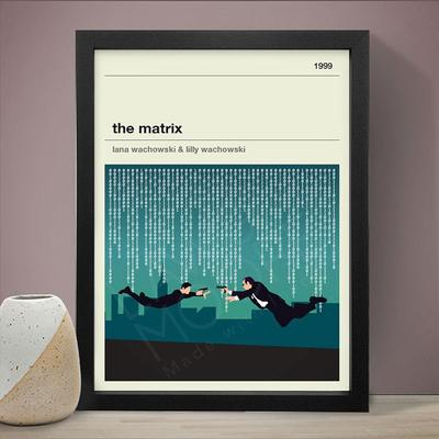 The Matrix Art Print