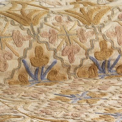 Silk Embroidered Suzani image 2