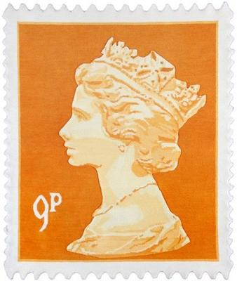 9p Rug - Orange image 2