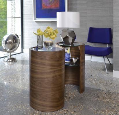 Swirl (Lovers) lamp table image 2