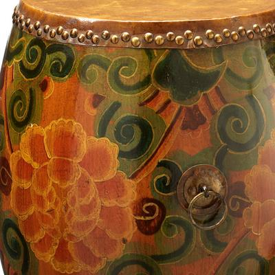 Painted Drum image 2
