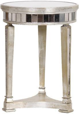 Antiqued Venetian Side Table