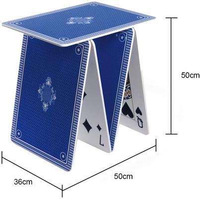 Playing Card Side Table image 2