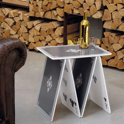 Playing Card Side Table image 3