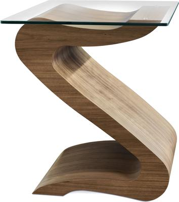 Serpent Lamp Table